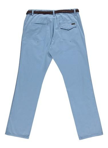 Excess Klasik Pantolon Mavi